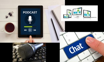 How to Get New Customers Using Podcasts, Blogs and Chatrooms